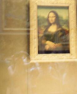 Jenn S. | Mona Lisa | Paris, France