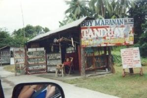 Andrea | knife shop | Philippines