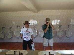 dan chusid | You, I, Sinks And Urinals | Border Of Chile And Argentina