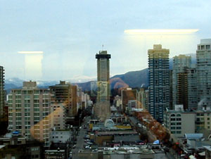 David Dai | Downtown Vancouver from the 13th Floor | Vancouver, Canada