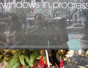 Bruce  Barone | Macy's Window March 21st | NYC