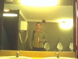 Boris | toilettes de cin�ma | cine bonneveine - marseille - france