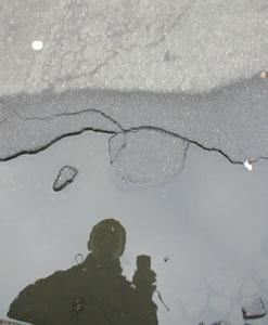 Artur Slawnikowski | puddle | Szczecin Poland