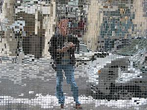 Karl Dubost | Squared Mirror | Montréal, Canada