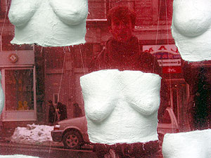 Karl Dubost | My life with breasts | Montréal, Canada