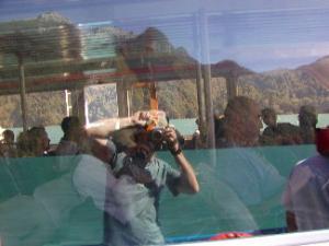 dan chusid | I'm Looking Through You | Outside Peulla, Chile