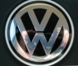 Ron Zalk | VW Golf steering wheel logo | Israel