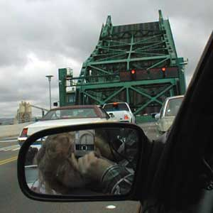 cheryl | Park Street Bridge | Alameda, California, USA
