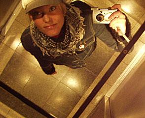 Anna Nordqvist | Elevator ceiling | Stockholm