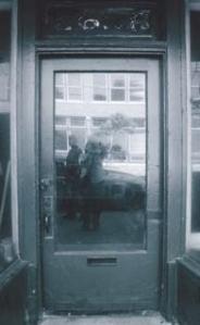 Manda | a shop door | deep ellum (dallas, tx)