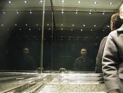 Barry Johnson | Many-me in the lift at work | In the lift at work, Southwark, London