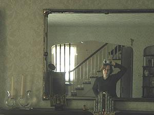 Katie Lohrenz | in the living room | Wichita, KS