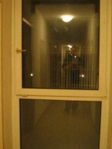 wojtek pobratyn | in a window | vienna, austia