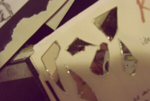 Emily  | Broken mirror | Richard Montgomery HS art show