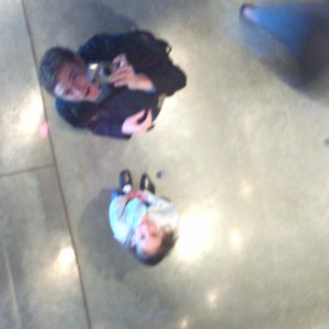 Jonathan | Sis and me in the EMP | Seattle, WA  USA