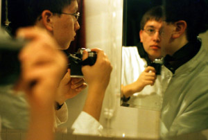 William Frankenstein | Bathroom Mirror | New York, NY, USA