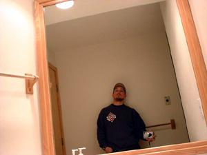 Drew Domkus | bathroom : rental house : jacksonport : door county : wisconsin : usa