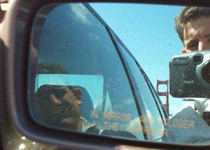 Mark Dwight | Golden Gate Bridge Reflections | San Francisco