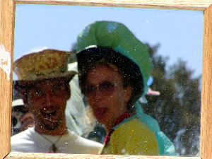dan chusid   The Hat People   Sunny San Diego, California