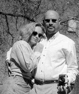 Randy Nesbitt | Randy & Kristine (pre-wedding) | Canyon Road in Santa Fe, New Mexico