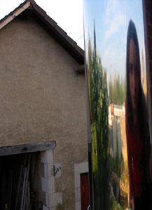 Caroll | Le toit | Torteron, France