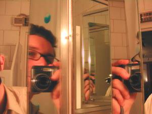 Fabien Lainé | miroir salle de bains