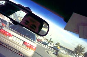 Rich Thomas | Rear View | San Jose