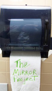 Marie | Peacefilled Paper Towel Dispenser | St. Louis, MO
