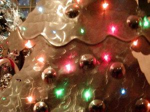 dan chusid | Reflective Tree | Hash House A Go Go, San Diego, CA