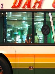 TC | bus window | Taipei