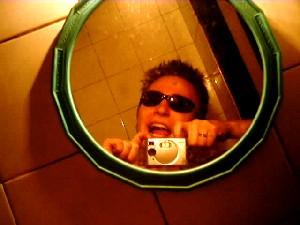 Gonzalo Guerechit Ratti | Wearing Emmanuel's sunglasses | Buenos Aires, Argentina