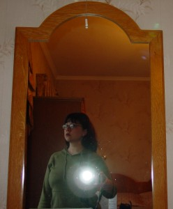 Lisa MacDonald | Standing in a hotel room with a camera in my hand | Windermere, Cumbria, UK