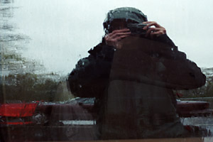 Karl Winkler | Rainy Self Portrait | Waterford, CT, USA