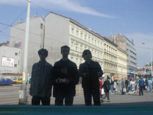 Artur Slawnikowski   trip 2 praha   Praha near Florenc