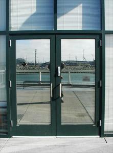 Paul Marcus | The Doors to China Basin | San Francisco