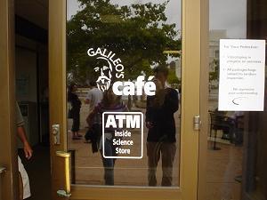 Andrew Phelps | Galileo's Cafe | Balboa Park, San Diego, CA, USA