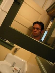 allen murray | bathroom, apartment a | my bathroom in my apartment