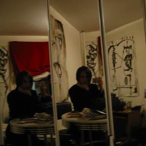Diane Grust | mirror mirror mirror | Ari's apt NYC
