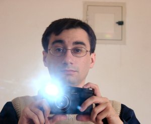 Antonino Porcino | My new digicamera | Reggio Calabria, Italy