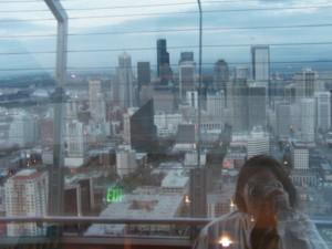 Tara | Space Needle | Seattle, WA