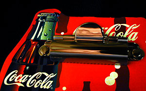 Pal Kossowski | This is all about light - not the Coca Cola.
