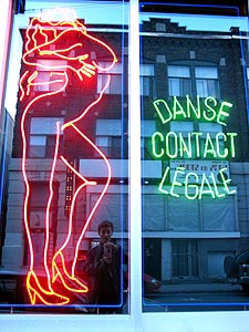 Karl Dubost | Danse contact l�gale | Montr�al, Canada