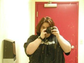 Kinsey Martin | dirty mirror 1 | Wichita, Kansas