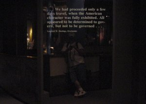 chad | The Museum of Westward Expansion | St. Louis, MO