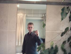 Seppe Van Sande | Man in the mirror | Hove