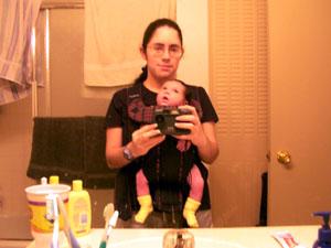 Xaymara | Baby Bjorn | Ypsilanti, Michigan