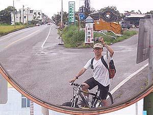 Johnny Wu | Biking through Taidong, Taiwan | countryside near Taidong, Taiwan