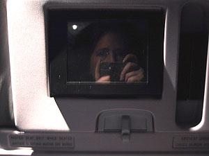 jessamyn | lifevest under your seat cushion | 35,000 feet
