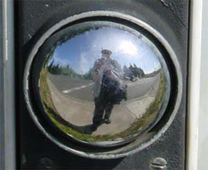 Brient Hess | traffic signal | Portland, OR