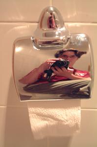 Tal Kfir | Toilet paper | Ramat haSharon, Isreal